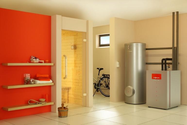котлы газовые для отопления дома аристон